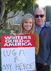 Kirsten Bell sostiene lo sciopero, ma è preoccupata per i lavoratori