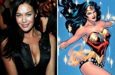 Megan Gale sarà Wonder Woman? (fotogallery + video)