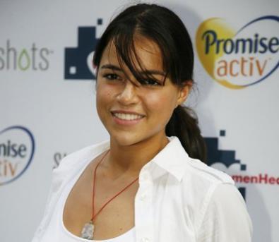 Pure Michelle Rodriguez in galera