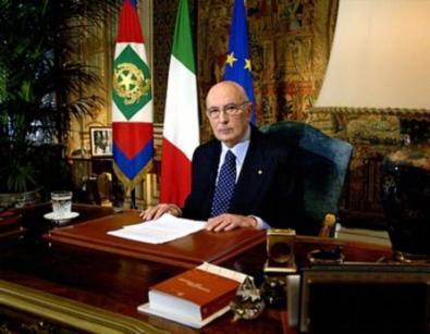 Il discorso di Capodanno di Napolitano in streaming sul web