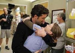 Umore migliore sul set di Grey's Anatomy, parola di Patrick Dempsey