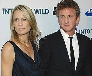 Divorzio tra Robin Wright e Sean Penn