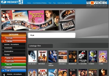 Rivideo, anche il cinema diventa on demand