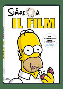 I Simpson il film a gennaio in DVD