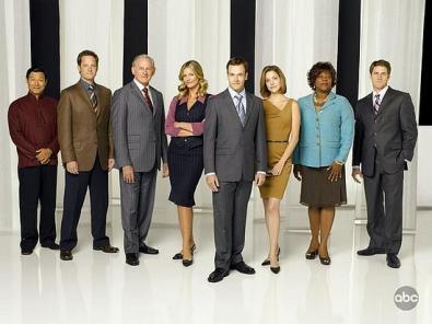 Eli Stone, la nuova legal series della ABC