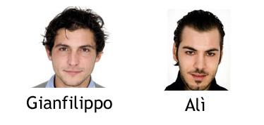Gian Filippo e Alì