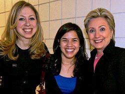 America Ferrera supporta Hillary Clinton