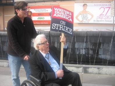 ray bradbury strike