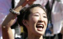 Sandra Oh parla dello sciopero degli sceneggiatori e del patto DGA - AMPTP