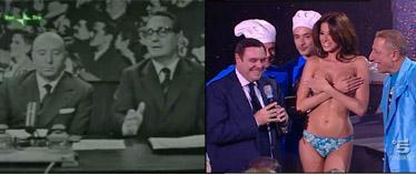 """""""Altra Storia"""" riprende su La7 con la politica in tv"""