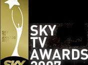 Sky Tv Awards 2007, successo per Fiorello e Baldini
