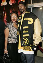 Snoop Dogg e Shante Broadus rinnovano i voti