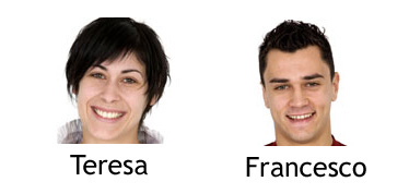 Teresa e Francesco