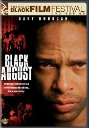 "Gary Dourdan protagonista di ""Black August"""