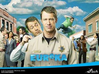 Eureka, la seconda stagione su Fox