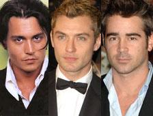 "Johnny Deep, Jude Law e Colin Farrell scritturati per ""The Imaginarium of Dr. Parnassus"""