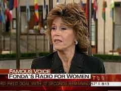 Jane Fonda dice una volgarità e la Nbc viene multata – video