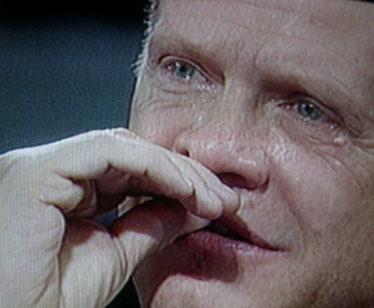 Garrison in lacrime