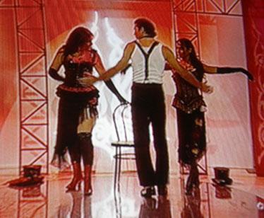 Il tango di Gianfilippo, Nadia e Alice