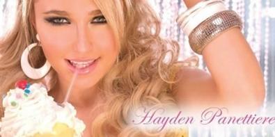 Hayden Panettiere nuovo volto di Candie's (fotogallery)