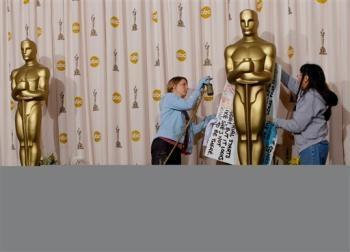 Tutti i vincitori degli Oscar 2008 (fotogallery)