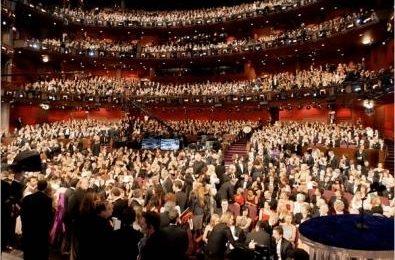 Gli Oscar fanno flop negli ascolti (fotogallery)