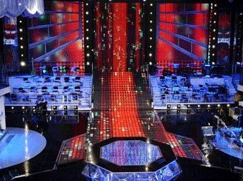 Sanremo 2008, in anteprima la scenografia dell'Ariston