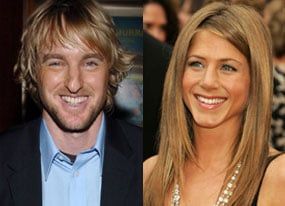 "Owen Wilson e Jennifer Aniston in ""Marley and Me"""