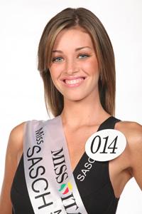 Francesca Crocini è Miss Padania 2008