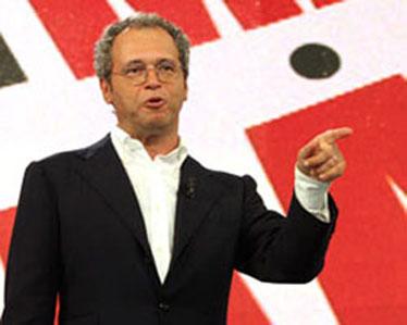A Matrix il confronto diretto tra Berlusconi e Veltroni