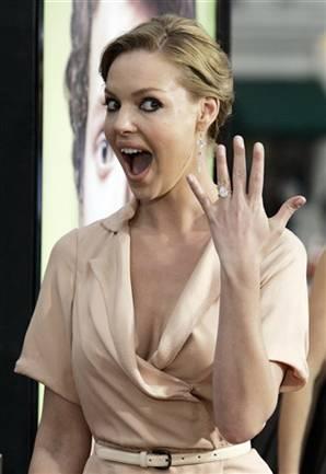 Katherine Heigl lascia Grey's Anatomy?