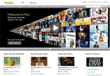 Fox e Nbc lanciano Hulu.com