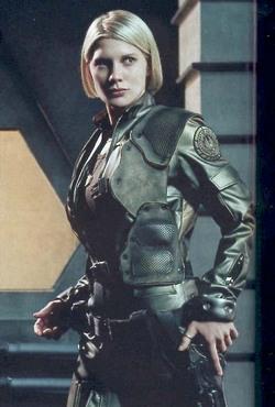 """Katee Sackhoff parla della quarta stagione di """"Battlestar Galactica"""""""