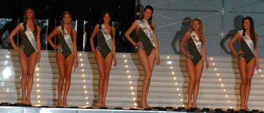 Miss Padania , la finale domenica su Rete 4