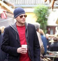 Wentworth Miller gira per il mondo e parla della quarta stagione di Prison Break