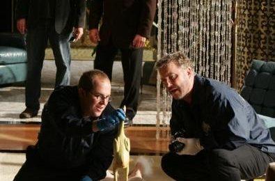 """""""Two and a Half Deaths"""", gli ultimi dettagli sul crossover CSI Las Vegas / Two and a Half Men"""