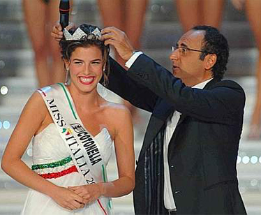 Miss Italia 2008, proposta a Carlo Conti conduzione e direzione artistica