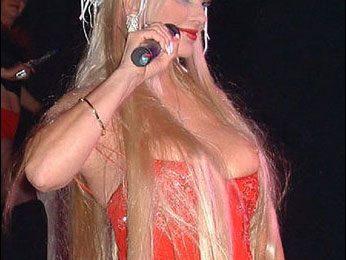 Cicciolina star di Bailando por un sueño, la versione argentina di Ballando con le stelle