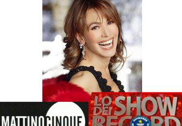 Barbara D'Urso riconquista l'Auditel con MattinoCinque e Lo Show dei Record