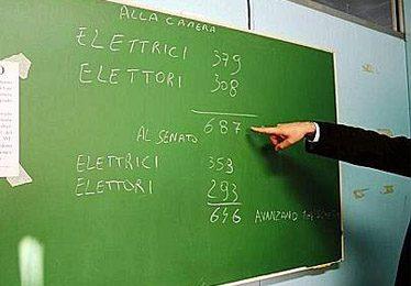 Uno sguardo sulle maratone elettorali, tra exit poll fasulli e proiezioni fiume