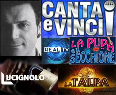 """""""Il flop di Canta e Vinci è colpa mia"""", parola di Luca Tiraboschi. La Pupa e il Secchione forse su Canale 5"""