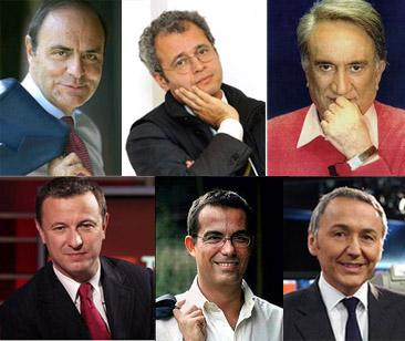 Elezioni 2008, le maratone di Rai, Mediaset, La7 e Sky