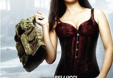 Monica Bellucci e la scena hot di Shoot'em Up