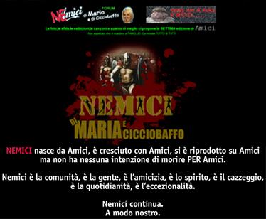 """Mediaset vs Nemici di Maria: parla Etabeta, ideatrice del forum e """"vittima"""" di YouTube"""