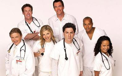 Scrubs, i nuovi episodi al via il 10 aprile sulla NBC