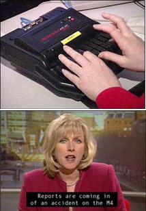Come funzionano i sottotitoli alla BBC