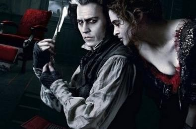 Sweeney Todd: Il diabolico barbiere di Fleet Street, di Tim Burton