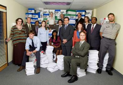 "La NBC programma uno spinoff per ""The Office"""