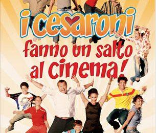 I Cesaroni al cinema il 15 maggio