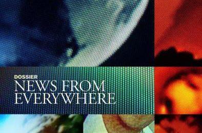 """""""News from Everywhere"""", il volume dedicato all'informazione (con sezioni dedicate alle serie tv e ai sottotitoli)"""